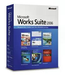 Ms Suite Microsoft Works Suite 2006 Review By Seattle Post
