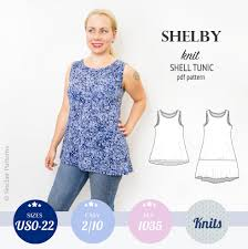 Easy Tunic Pattern Custom Inspiration