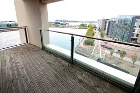 balcony 1 view of vega house falcon drive cardiff bay cf10