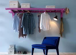 organizing cramped cottage closets