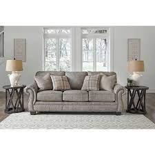 hatfield steel nailhead trim sofa