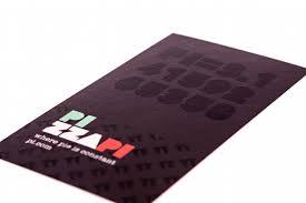Spot Uv Business Cards Matte Or Silk Print Peppermint