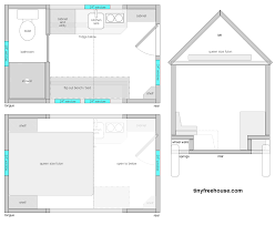 Dimensions Of A Tiny Home On Wheels How Much Should Tiny House - Tiny home design plans