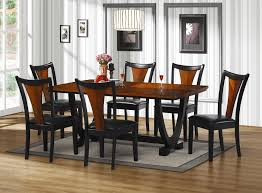 gallery of high top dining table with 4 chairs