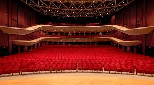 Center Stage Richmond Va Seating Chart Chrysler Hall Sevenvenues