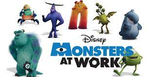 Monsters, Inc.' Spin-Off Series