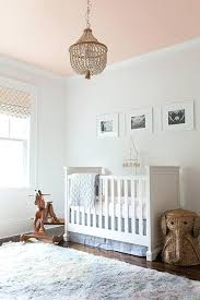 small chandelier for nursery blue and pink nursery with beaded chandelier transitional nursery regarding popular house small chandelier for nursery