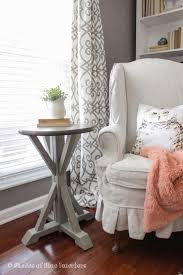 round end table 2