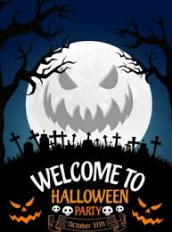 Halloween Template Halloween Party Poster Template Free Vector Download 20 232 Free