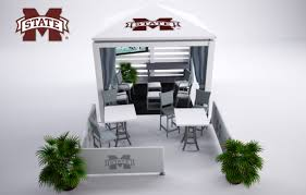 Photos Mississippi State Adding Cool Seating Option To