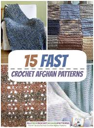 Free Crochet Afghan Patterns Gorgeous Amazingly Fast Crochet Afghan Patterns Stitch And Unwind