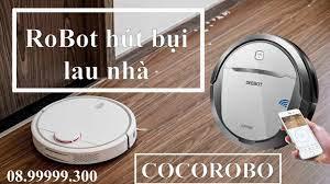 Robot hút bụi COCOROBO Sharp hàng nội địa nhật xách tay ( Hướng dẫn va cách  dùng ) - YouTube