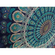 tapestry wall hanging mandala tapestries indian cotton bedspread blue color theme picnic on tapestry art designs wall hangings with amazon tapestry wall hanging mandala tapestries indian cotton