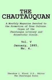 Clarksburg Amphitheater Seating Chart The Project Gutenberg Ebook Of The Chautauquan Vol V