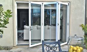 accordion doors exterior amazing fold patio doors room how to a fold folding doors exterior