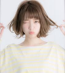 2018年春夏ヘアカラー髪色変えるならダメージもカバーできる旬色に For