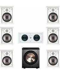 jbl in wall speakers. jbl sp6ii 7.1 surround sound in-wall speakers with hti55 center and pl-200 jbl in wall