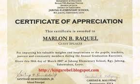 Examples Of Certificates Of Appreciation Wording Custom Examples Of Certificates Of Appreciation Wording Bino48terrainsco