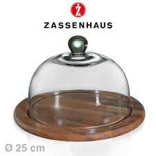 zassenhaus glass dome for cheese dome Ø 25 cm