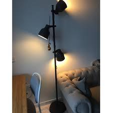 Ikea Hektar 3 Spot Floor Lamp