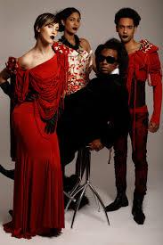 Gideon Fashion Designer Durban Vodacom Durban July Media Release