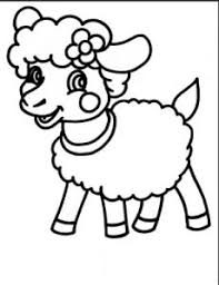 Small Picture sheep coloring pages for preschool free printable colouring page