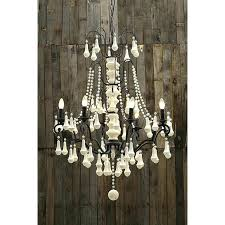 creative chandelier ideas white washed wood chandelier creative co op chandeliers for ideas creative diy lamp