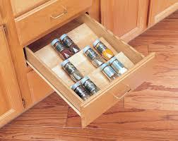 Kitchen Drawer Inserts Ikea Kitchen Ikea Easy Spice Drawer Insert For Spice Organizer Idea