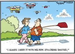 Image result for cartoon of a drone