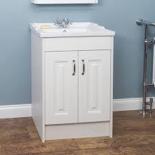 600mm traditional bathroom vanity unit
