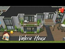 YouTube | Sims house design, Sims freeplay houses, Sims house plans