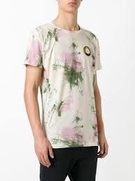 Vivienne Westwood Man Wine Stains Tshirt 001s Homme