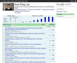 My Google Scholar Citations Research News