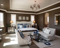 Elegance Dark Brown Paint Colors: Eclectic Bedroom Deep Dark Brown  Chocolate Walls Blue Navy Accents