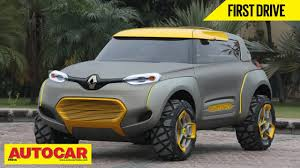 autocar new car release datesRenault Kwid Concept  First Drive  Autocar India  YouTube