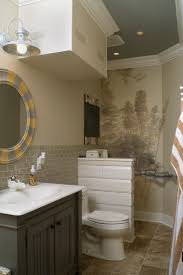 wall ideas for bathrooms 2017 grasscloth wallpaper
