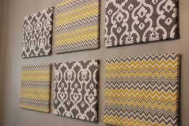 Diy Canvas Art Diy Canvas Art Using Fabric 5 Artdreamshome Artdreamshome