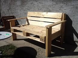 pallet furniture ideas pinterest. How To Build A Bench With Pallets Diy Pallet 101 Ideas Allotment Pinterest Design Furniture I