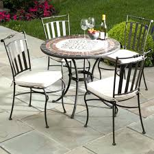 wrought iron patio dining set wrought iron patio dining table regarding furniture new the most awesome