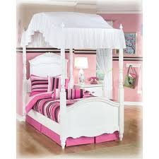 Full Size Canopy Bed Frame Full Size Wooden Canopy Bed Frame ...