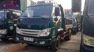 Xe ô tô tải cũ đã qua sử dụng đầy đủ các hãng Kia, Hyundai, Thaco