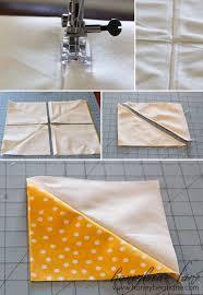 Quilting Shortcut: the Eight Square Method   Half square triangles ... & Make 8 half square triangles at once Adamdwight.com