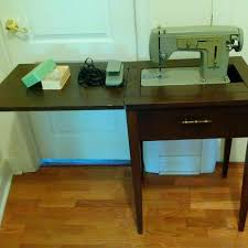 Sears Kenmore Sewing Machine Cabinet