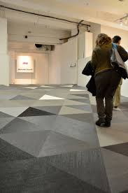 industrial office flooring. Whiter Shade Of Pale: Materials Council\u0027s \u0027Whiter Than White\u0027 Exhibition At Super Brands London Industrial Office Flooring 7