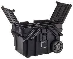 Купить <b>Ящик</b>-тележка <b>KETER Cantilever</b> mobile cart job <b>box</b> ...