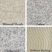 PORT OF CALL by Shaw Berber Carpet w NuWave Backing Remnants