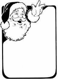 Small Picture Coloring Pages Kids Santa Claus Coloring Pages Christmas Night