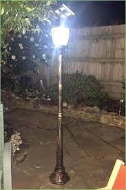 solar lights lamp posts outdoor solar led lamp post lights lighting solar driveway pillar lights solar