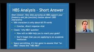 harvard business school harvard university  mbaessayanalysiscom harvard business school mba essay analysis   season  write like an expert