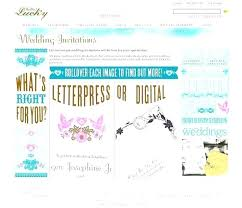Online Wedding Invitation Websites Combined With E Invitation